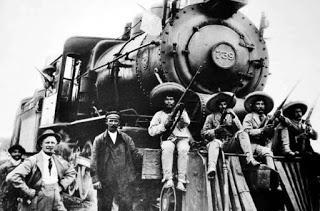 El ejército de Pancho Villa