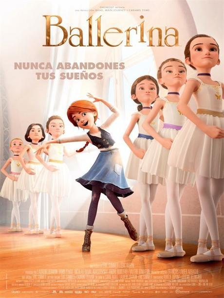Crítica exprés: Ballerina