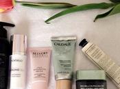 cosméticos esenciales rutina noche