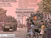 "Homenaje combatientes Nueve"", Madrid abril 2017"