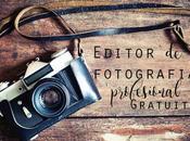 Editor fotografía profesional