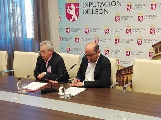 La Diputación de León presenta un proyecto a Europa para crear itinerarios laborales a 250 jóvenes en riesgo de exclusión social