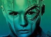 Karen Gillan detalles sobre Nébula Guardianes Galaxia Vol.