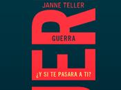 Reseña #326 Guerra Janne Teller