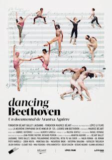 Dancing Beethoven, la nueva película de Arantxa Aguirre, se estrenará en salas el próximo 28 de abril.