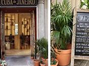 Cuba Janeiro, restaurante acogedor saludable Avenida Mistral