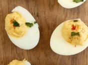 huevos rellenos vuelta clásico