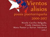 """Antología poesía puertorriqueña """"Vientos alisios"""""""