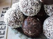 Bombones chocolate frutos secos (how make bake balls)