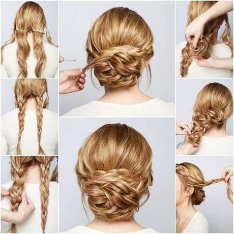 Fotos cabello recogido