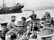 Galípoli (1915), desembarco ANZAC
