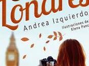 Otoño Londres, Andrea Izquierdo