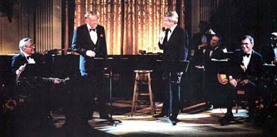 Frank Sinatra sings It had to be you at White House (1982)