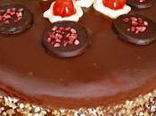 Tarta Crema Chocolate