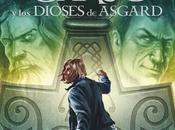 Reseña: Magnus Chase Dioses Asgard martillo Thor) Rick Riordan
