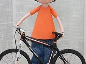 Fofucho ciclista