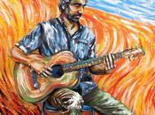 Bodypaint pintura musical