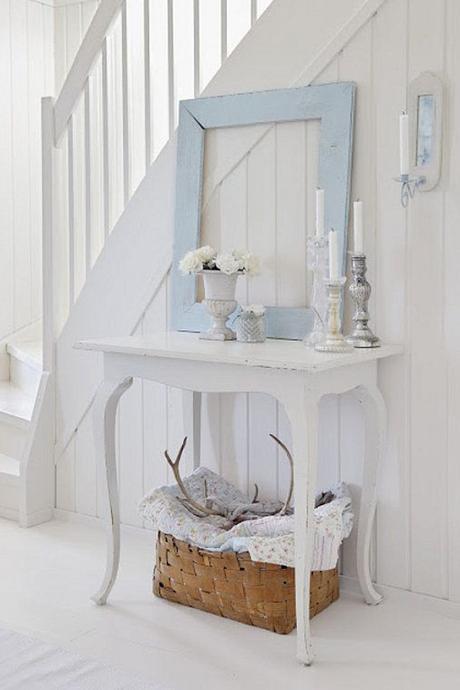 Deco ideas: muebles recuperados, pintados de blanco - Paperblog