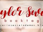 Taylor Swift Booktag