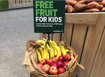 Fruta, verdura y niños... el mensaje de siempre