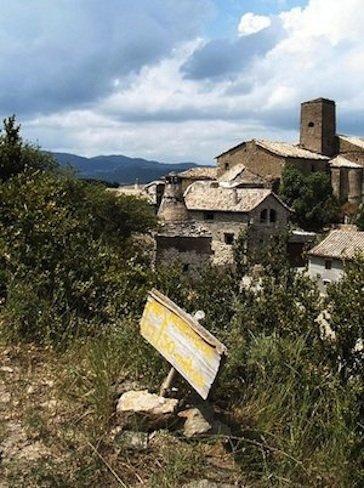 Camino de Santiago: Camino Aragonés