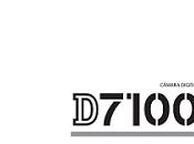 NIKON D7100 Manual usuario Español