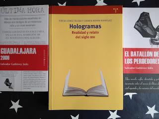 HOLOGRAMAS. REALIDAD Y RELATO DEL SIGLO XXI