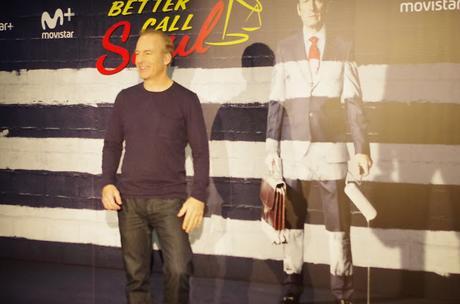 Fotos del photocall de Better Call Saul con Bob Odenkirk y Rhea Seehorn
