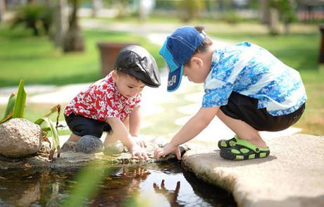 Las habilidades sociales en los niños