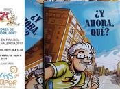 """libro autores ahora, qué?"""" Feria Valencia 2017"""