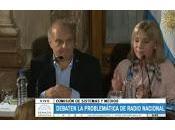 Escándalo senado: @herlombardi puede explicar despidos @NacionalAM870 increpó senadora.