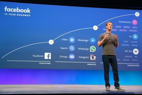 La revolución de Facebook (prepárate marketero).
