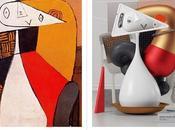 como lucen obras Picasso cuando representan objetos vida real