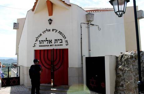 Sinagoga Bet Eliahu Belmonte Portugal