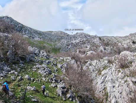 Moncuevo y Barriscal desde L'Angliru