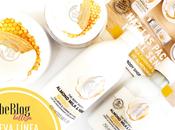 Nueva Línea Leche Almendras Miel Body Shop