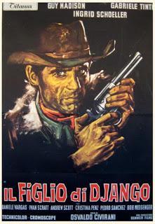 HIJO DE DJANGO, EL (Il figlio di Django)(Son of Django) (Italia, 1967) Spaguetti Western