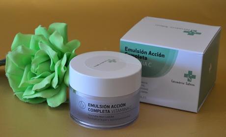 Emulsión Acción Completa Vitamina C de FARMACIA SALOM