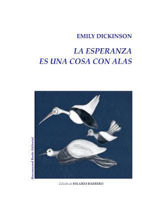 Emily Dickinson. La esperanza es una cosa con alas