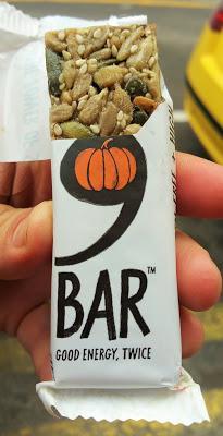 Barritas energéticas veganas 9 Bar
