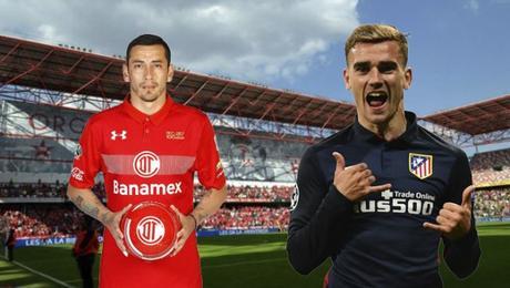 Toluca si tendra partido del centenario, jugaría vs Atlético de Madrid