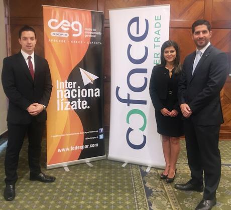 Coface realizó charlas para empresarios sobre el manejo del riesgo crediticio