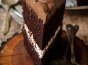 TARTA IRLANDA {chocolate café irlandés}
