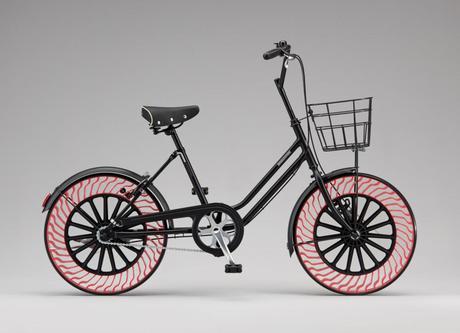 Pronto las llantas de tu bicicleta podrían ser a prueba de ponchaduras