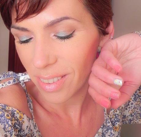 Luscious: El look de primavera con la colección de LOLA Makeup (Maquillaje, manicura y moda)
