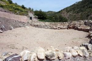 La Bastida España Viajando entre piedras