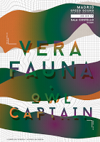 Concierto de Owl Captain y Vera Fauna en Costello Club