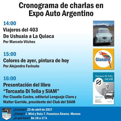 Expo Auto Argentino 2017
