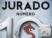 """jurado número 10"""", Reyes Calderón: novela judicial tono diferente"""