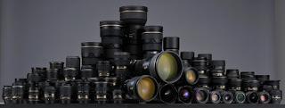 Objetivos Nikon - Manuales de usuario